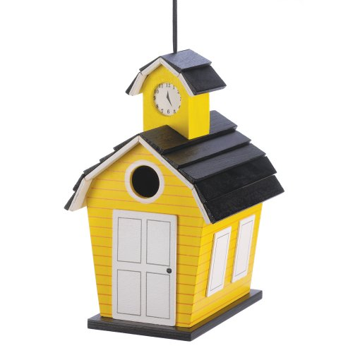 School Daze Birdhouse