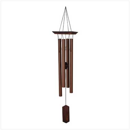 English Charm Windchime By Woodstock Chimes